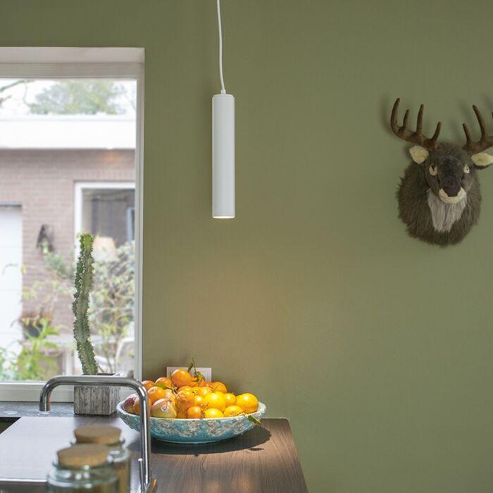 Design-hanglamp-wit---Tuba-small
