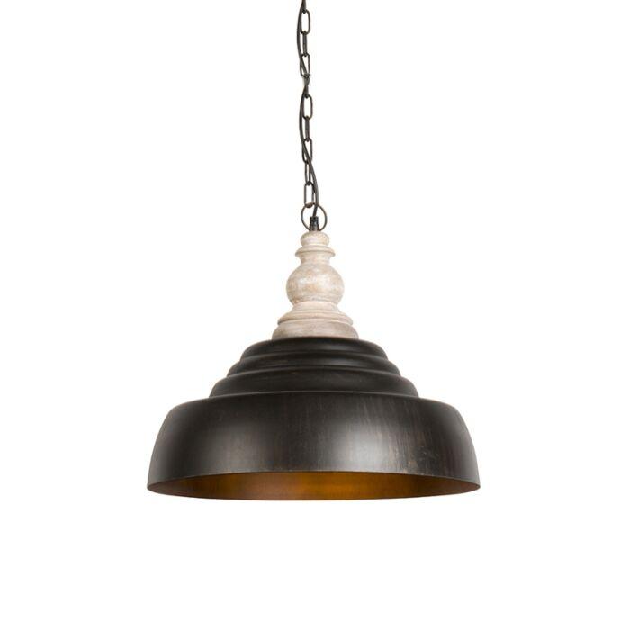 Hanglamp-Trina-roestbruin