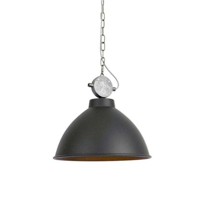 Hanglamp-Anterio-38-zwart