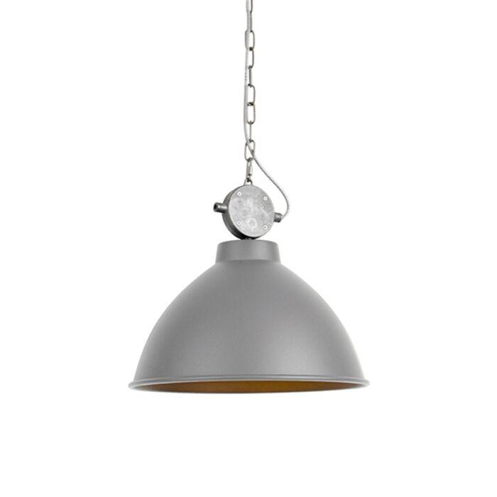 Landelijke-hanglamp-grijs---Anterio-38
