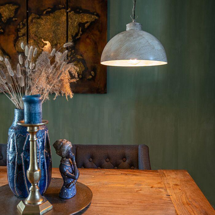 Industriële-hanglamp-taupe-35-cm---Magna-Classic