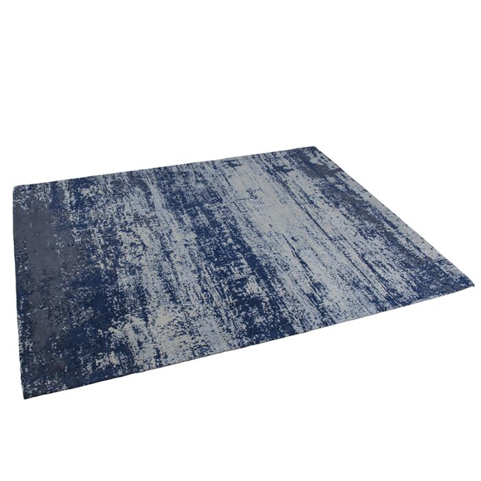 Vintage-rechthoekig-vloerkleed-blauw-160-x-230cm---Kochi
