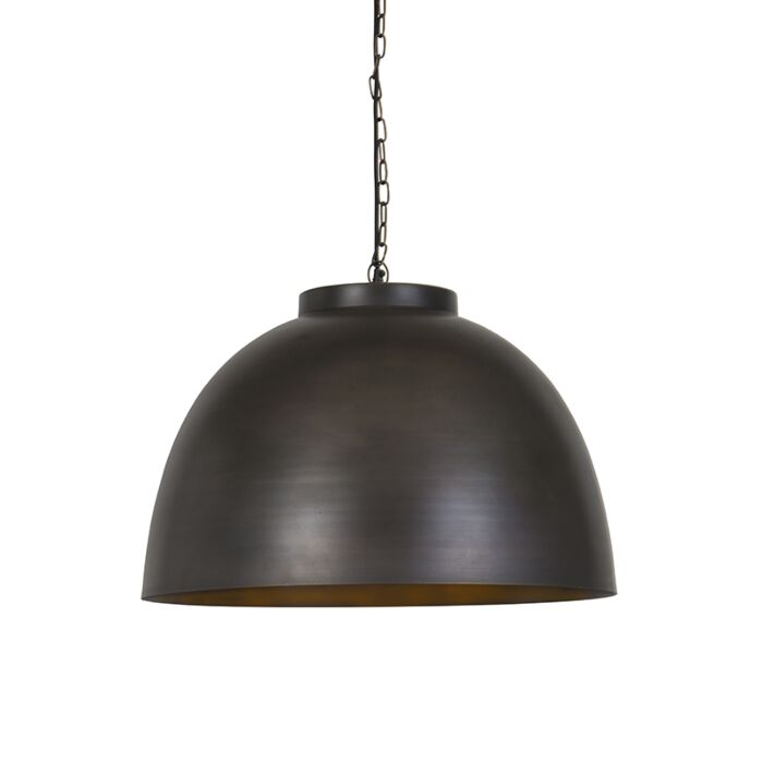 Industriële-hanglamp-antiek-bruin-60-cm---Hoodi
