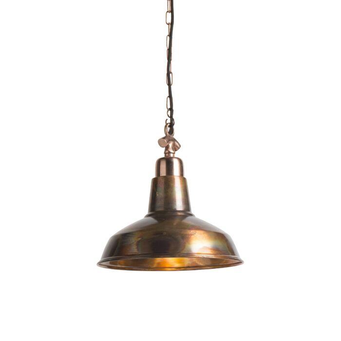 Vintage-hanglamp-koper--Goliath-medium