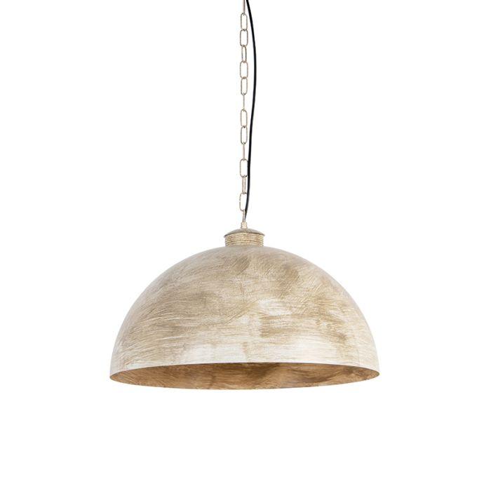 Industriële-hanglamp-taupe-50-cm---Magna-Classic
