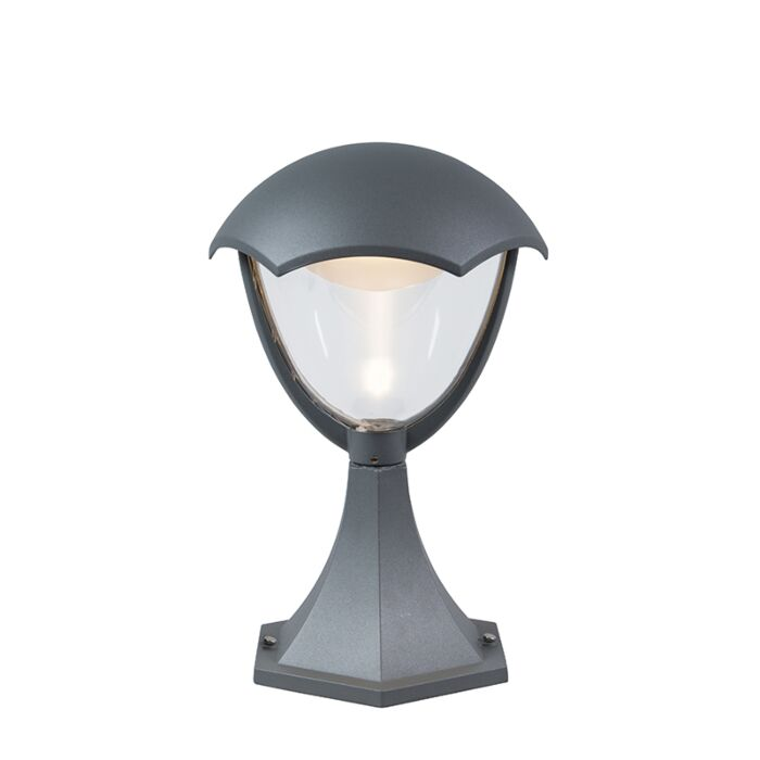 Moderne-buitenlamp-aluminium-31cm-incl.-LED---Cappe