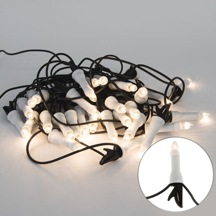 Kerstverlichting-lichtsnoer-kaars-30-helder-13,5-meter-buiten
