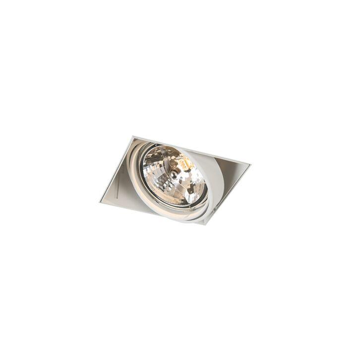 Inbouwspot-wit-AR111-draai--en-kantelbaar-trimless---Oneon