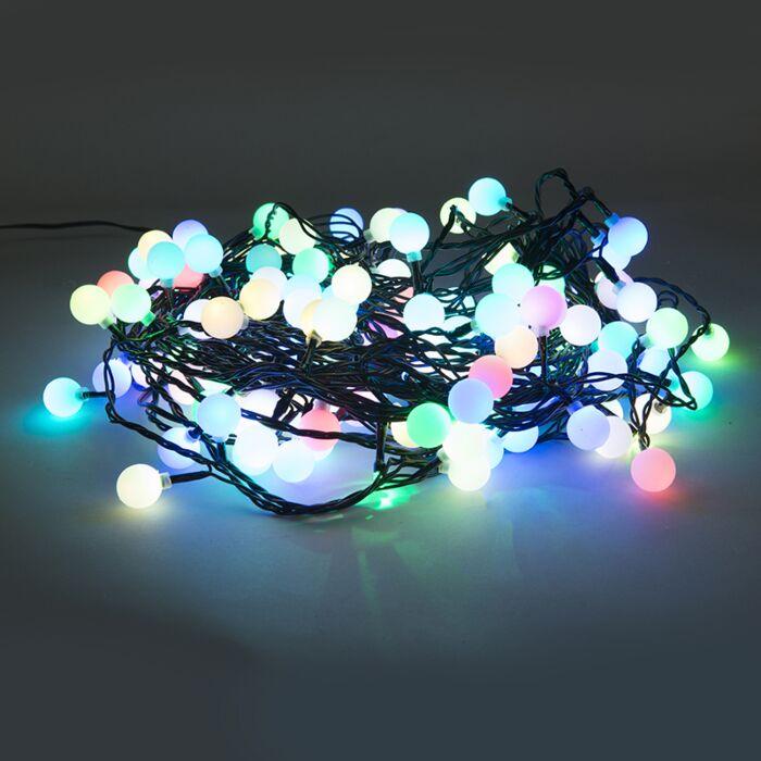 Gekleurde-feestverlichting-mini-150-LED's-15-meter