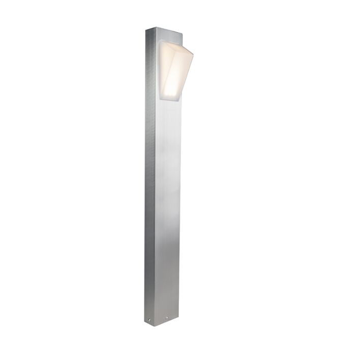 Moderne-buitenlamp-staal-80cm-incl.-LED---Tori