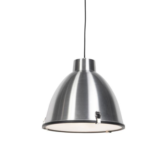Set-van-2-hanglampen-aluminium-38-cm-dimbaar---Anteros