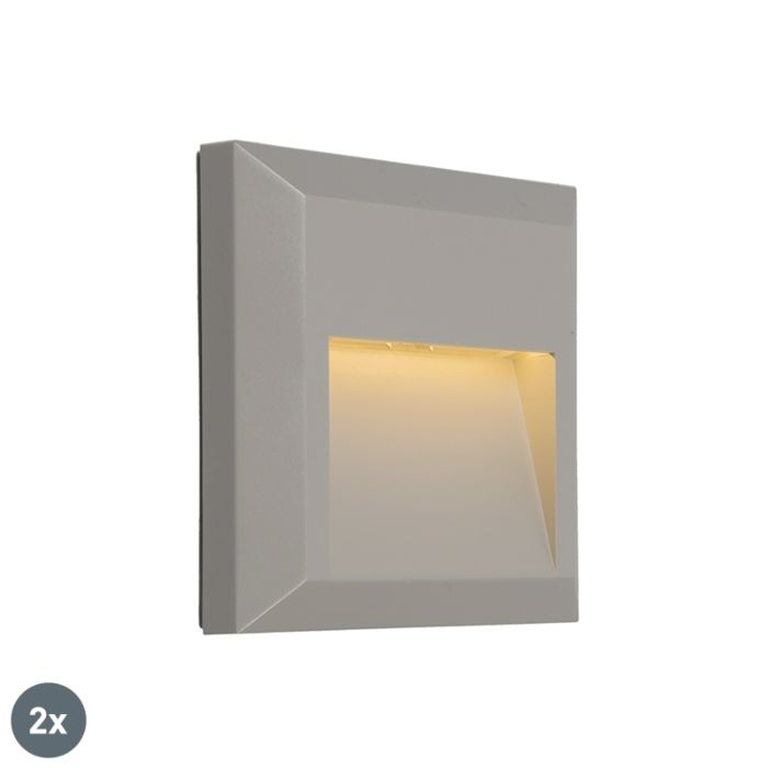 Set-van-2-wandlampen-grijs---Gem-2