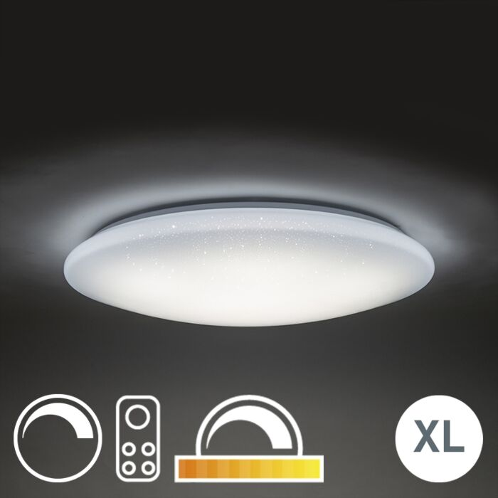 LED-plafondlamp-80cm-stereffect-met-afstandsbediening---Extrema