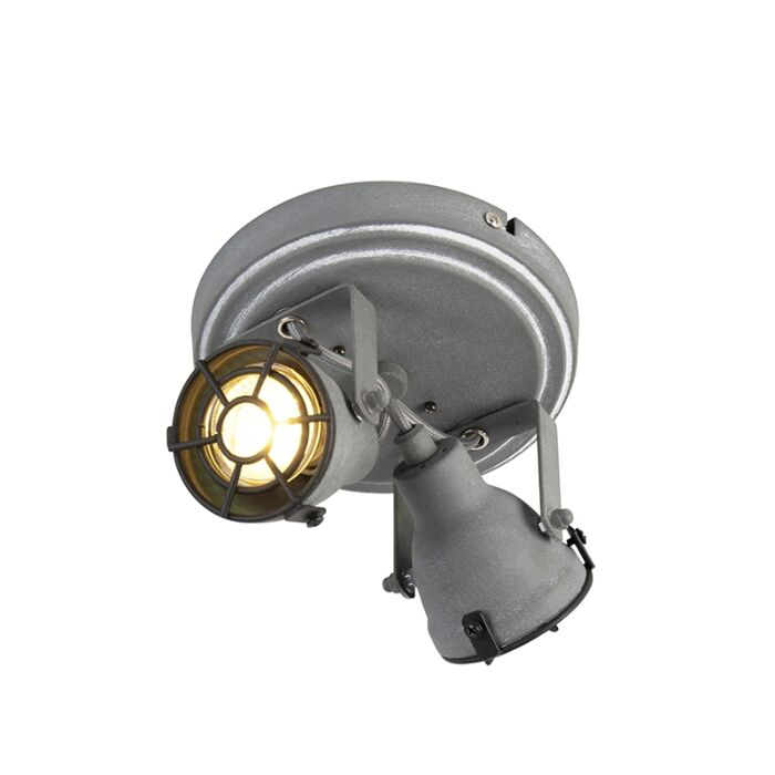 Stoere-spot-betonlook-2-lichts---Medox