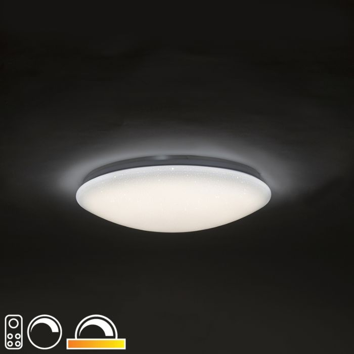 Plafondlamp-47-cm-stereffect-incl.-LED---Extrema