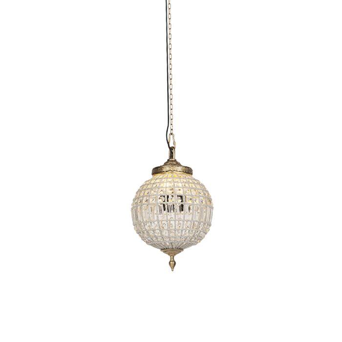 Art-Deco-hanglamp-kristal-met-goud-35-cm---Kasbah