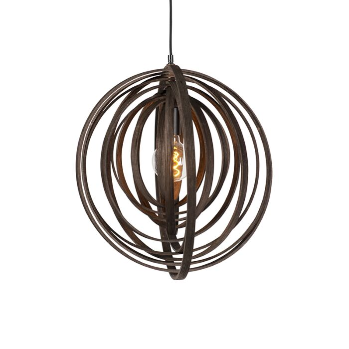 Design-ronde-hanglamp-bruin-hout---Arrange