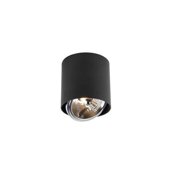 Design-spot-cilinder-zwart---Impact-Up-G9