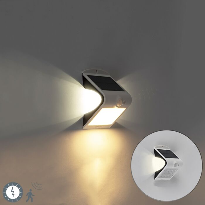Wandlamp-met-beweging--en-licht-donker-sensor-op-solar---Daya