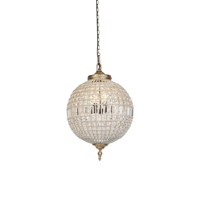 Art-Deco-hanglamp-kristal-met-goud-50-cm---Kasbah
