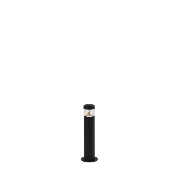 Moderne-buitenlamp-zwart-40-cm-IP44-incl.-LED---Roxy