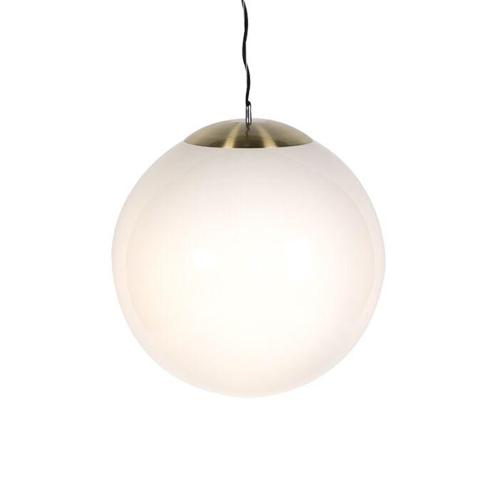 Scandinavische-hanglamp-opaal-glas-50-cm---Ball-50
