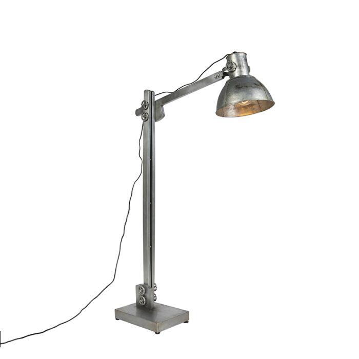Industriële-vloerlamp-grijs---Samia