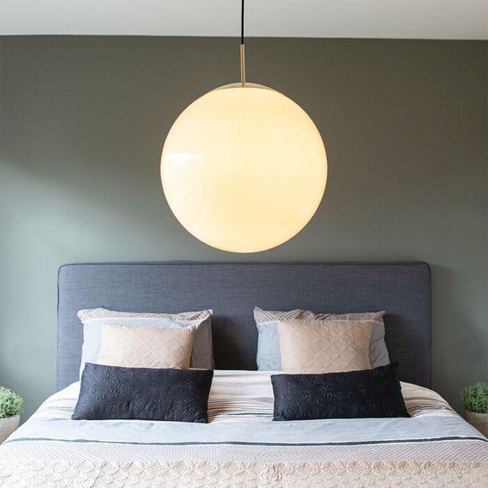 Scandinavische-hanglamp-opaal-glas-40-cm---Ball-40