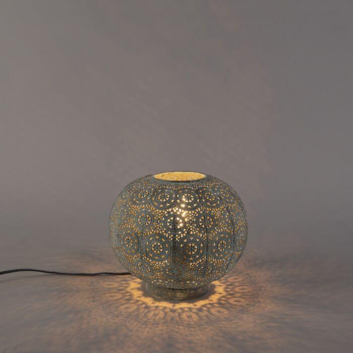Oosterse-tafellamp-28,5-cm---Baloo