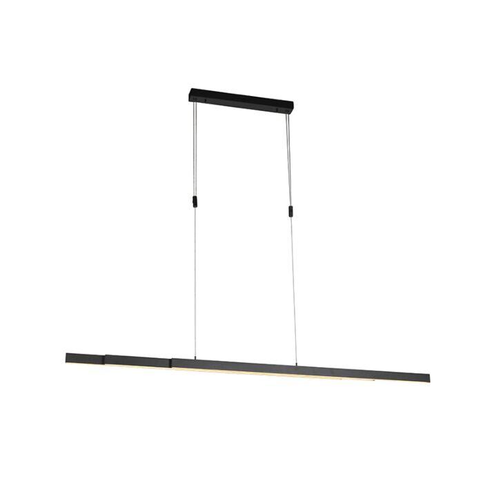 Hanglamp-antraciet-incl.-LED-en-dimmer-verstelbaar---Juliet