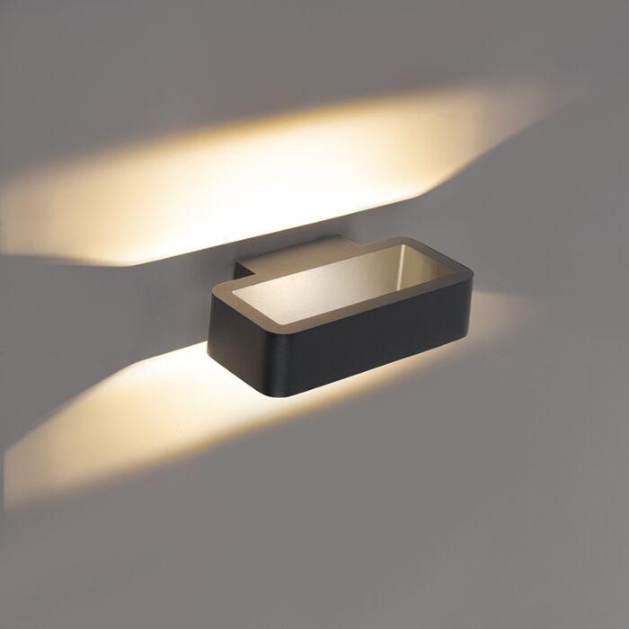 Design-buitenwandlamp-antraciet-incl.-LED---Vasso-tres