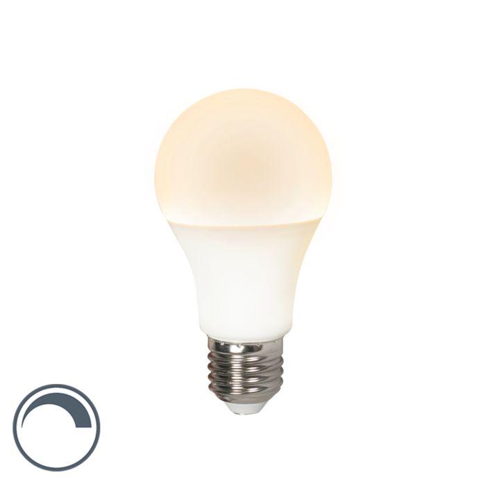 LED-lamp-E27-240V-12W-1200lm-A60-dimbaar