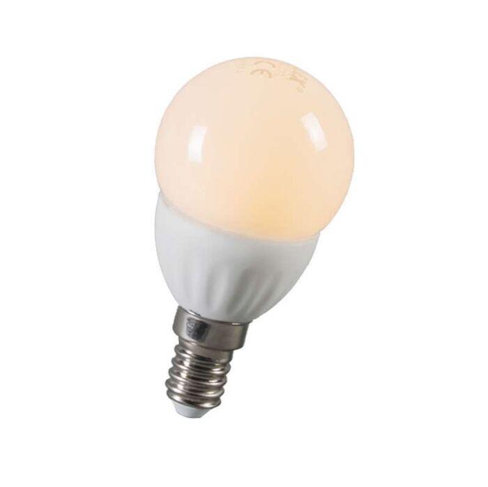 LED-kogel-E14-3W-250-lumen-ca.-25W