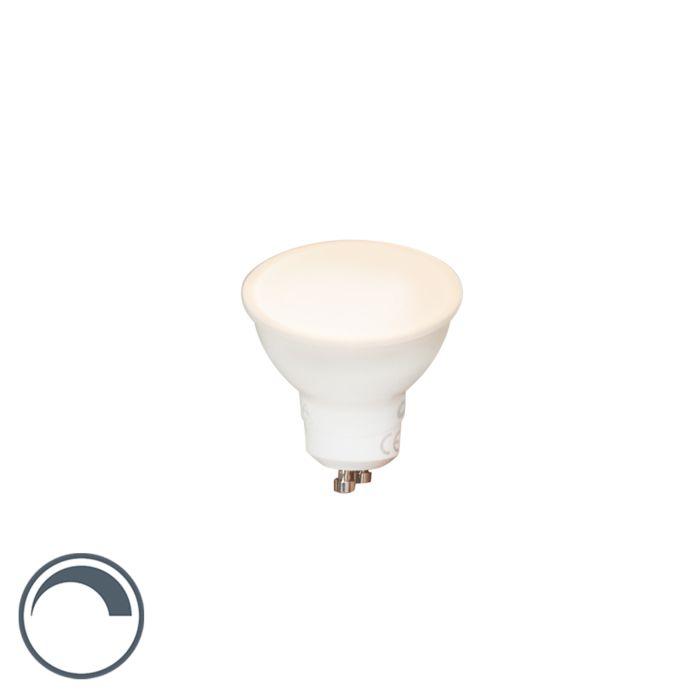 GU10-dimbare-LED-lamp-6W-450-lm-2700K
