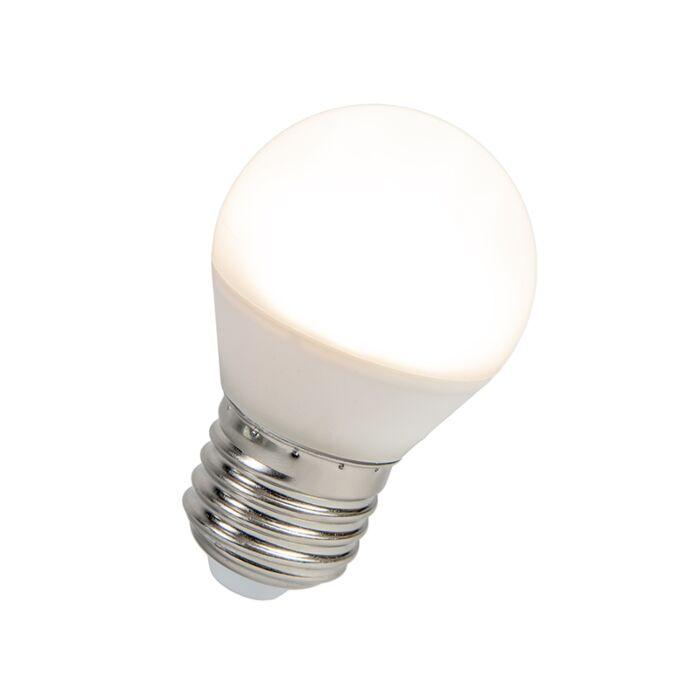 LED-lamp-P45-E27-5W-396LM-warmwit