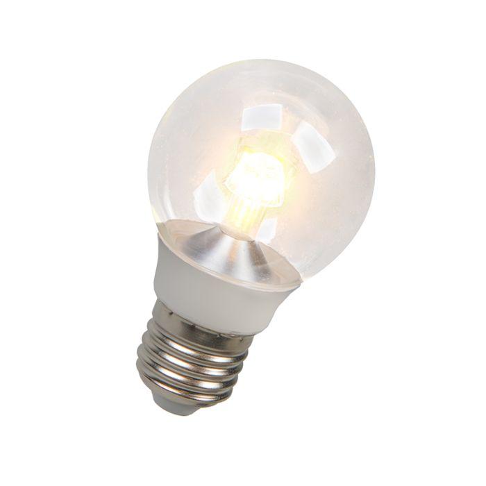 LED-lamp-E27-4W-250-lumen-warm-wit-Dimbaar