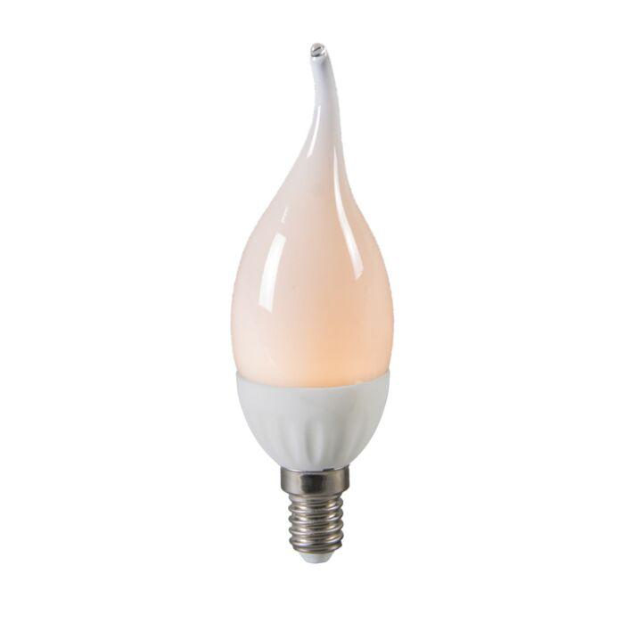 LED-tipkaars-E14-3W-250-lumen-ca.-25W