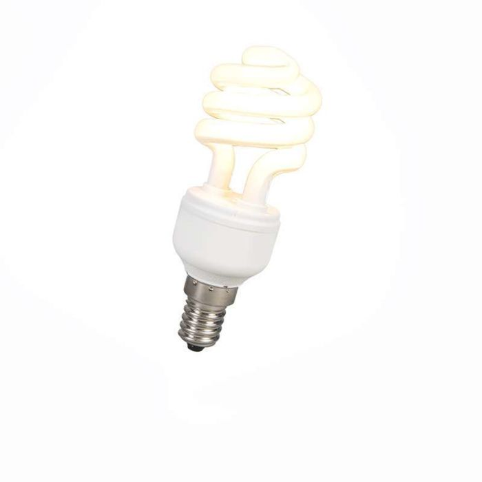 Spaarlamp-Spiraal-E14-8W
