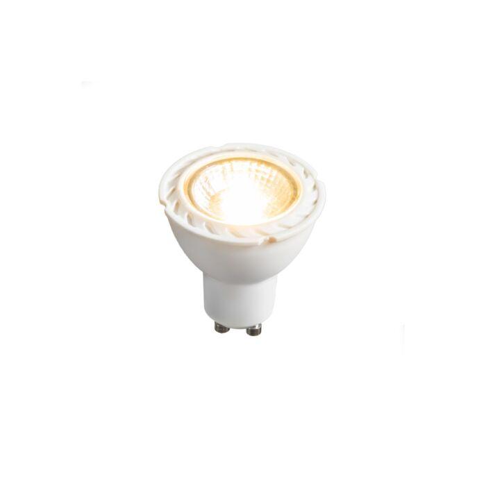 LED-lamp-GU10-240V-7W-2700K-dimbaar