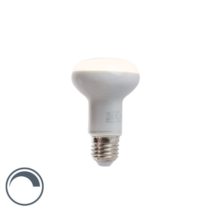 Dimbare-LED-reflectorlamp-E27-5W-370-lumen-warm-wit-2900K-R63