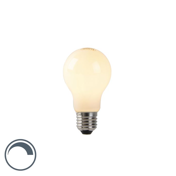 LED-lamp-A60-E27-4W-2200K-opaal-flame-filament-dimbaar
