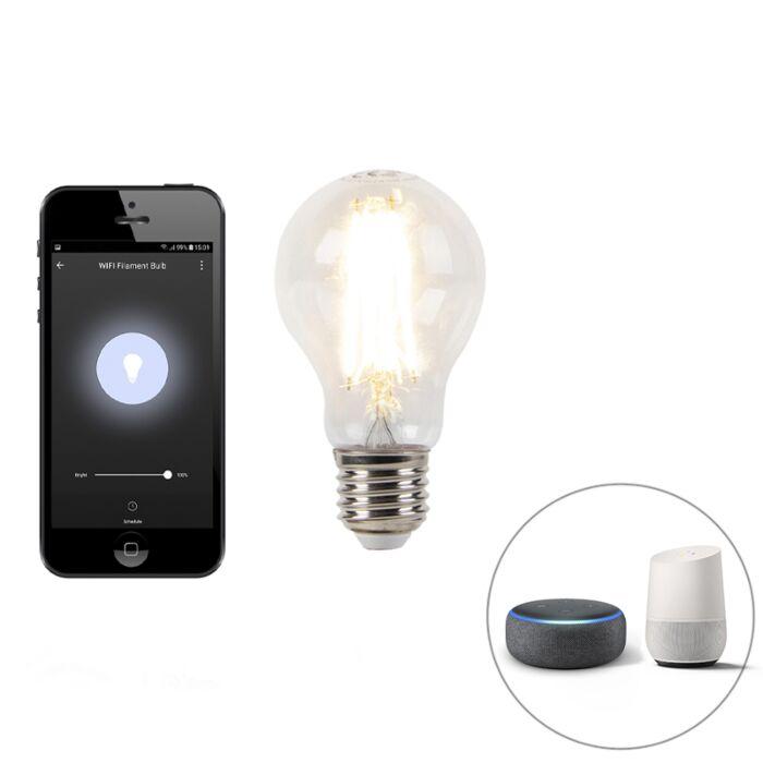 E27-dimbare-LED-lamp-Wifi-Smart-met-app-7W-800lm-2700K