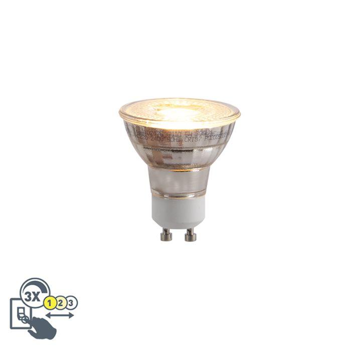 GU10-LED-lamp-3-staps-dimbaar-in-Kelvin-5W