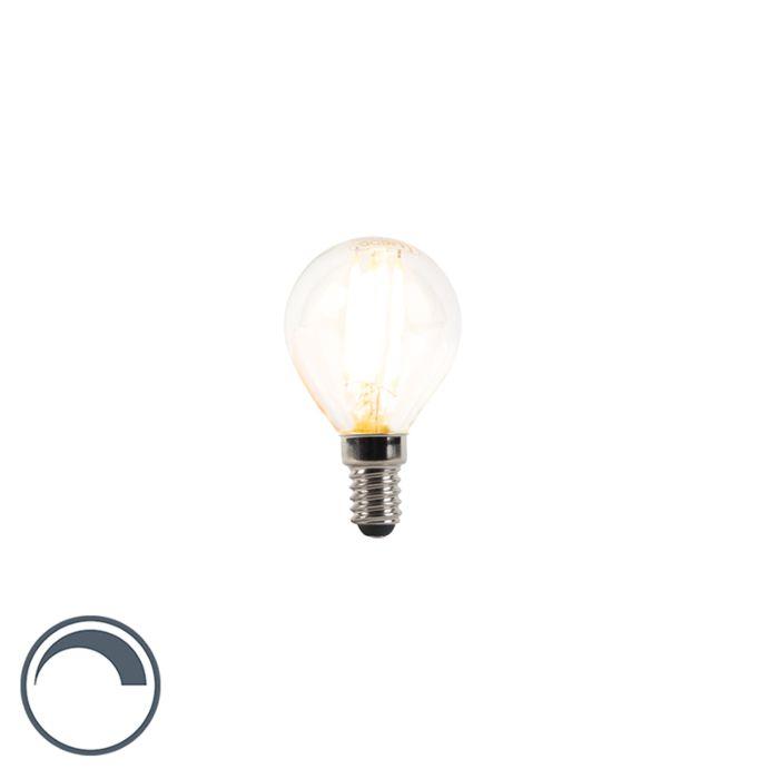 E14-dimbare-LED-filament-P45-kogellamp-3W-300lm-2700-K