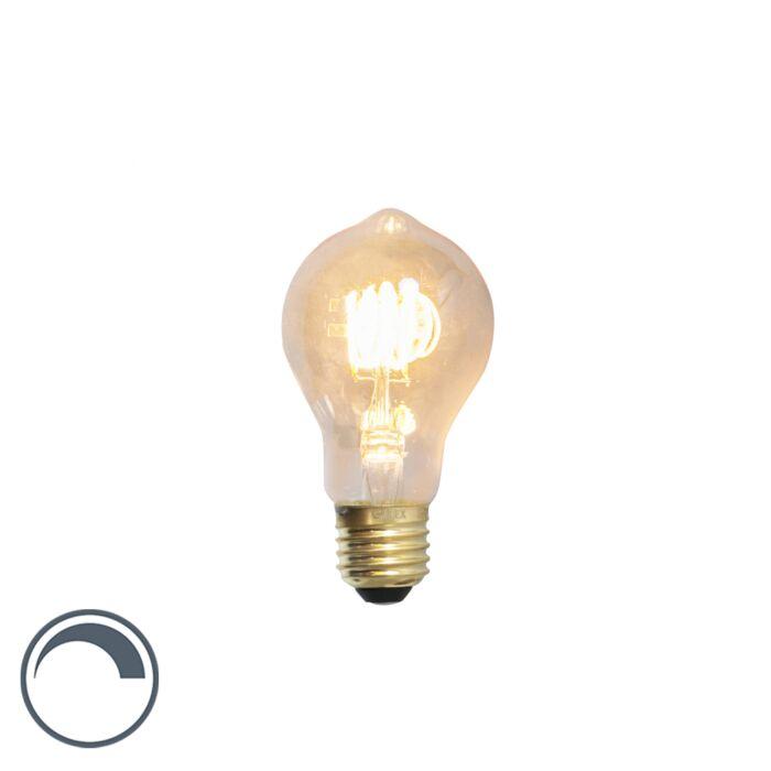 E27-dimbare-LED-gedraaide-filamentlamp-4W-200lm-2100-K