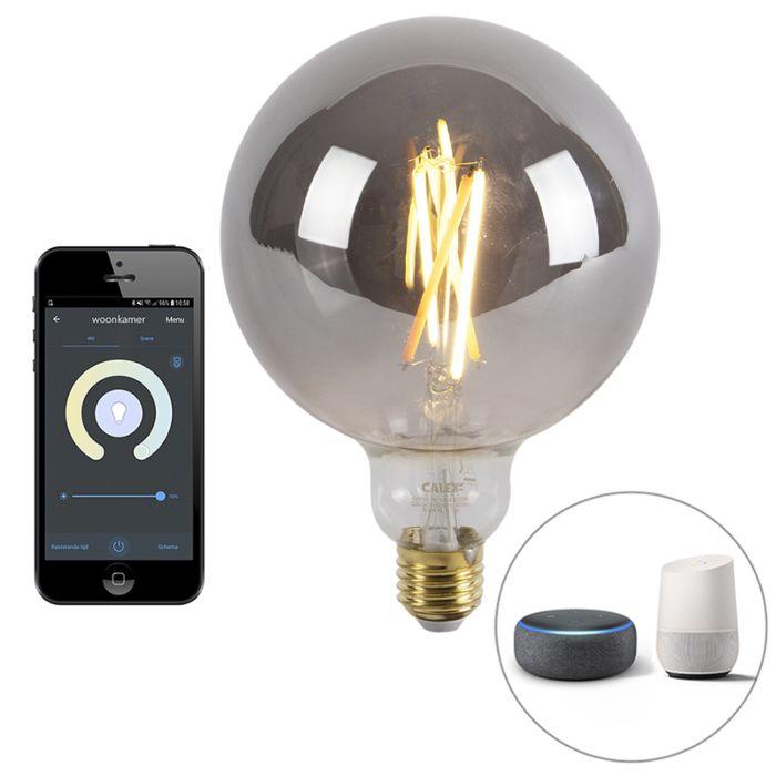 Smart-E27-dimbare-LED-globe-filament-lamp-met-app-1800-3000K