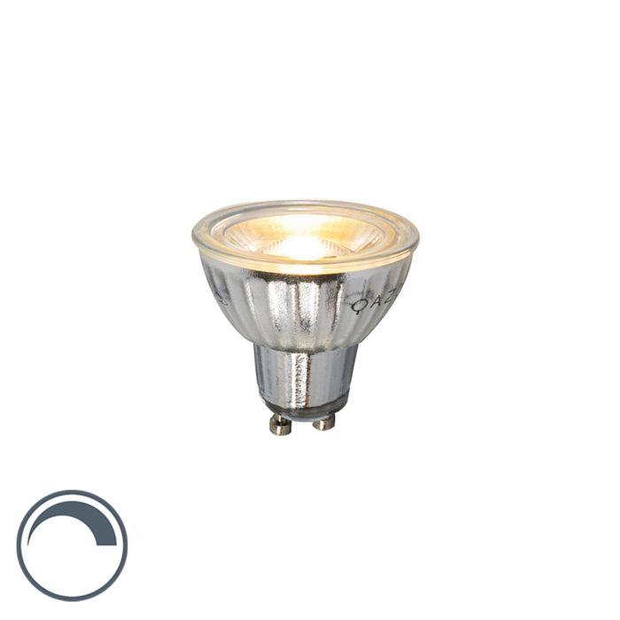 GU10-LED-lamp-7W-500LM-2700K-dimbaar