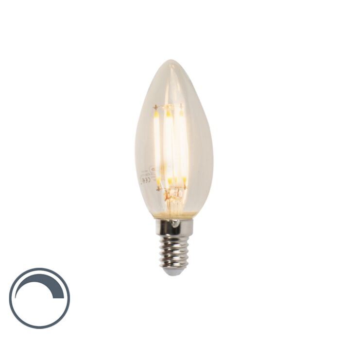 LED-E14-dimbare-filament-kaarslamp-B35-5W-470lm-2700K