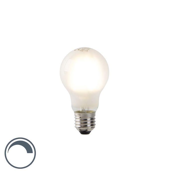 LED-lamp-A60-E27-4W-2700K-mat-filament-dimbaar