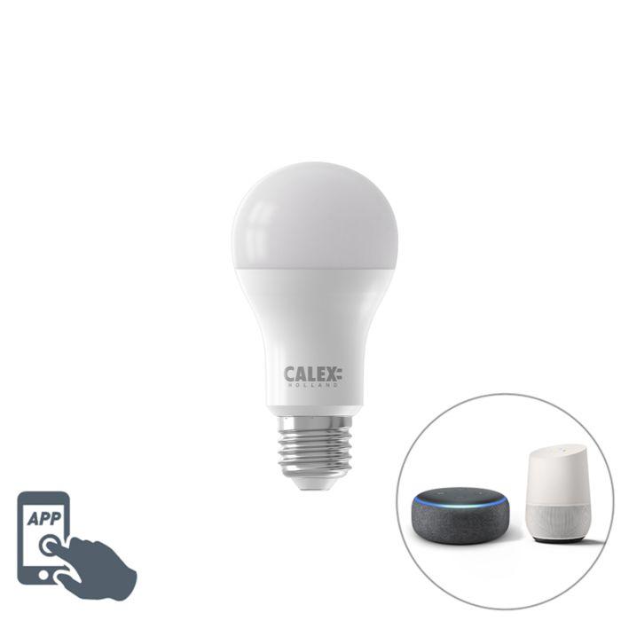 Smart-E27-dimbare-LED-lamp-met-app-806-lm-2200-4000K